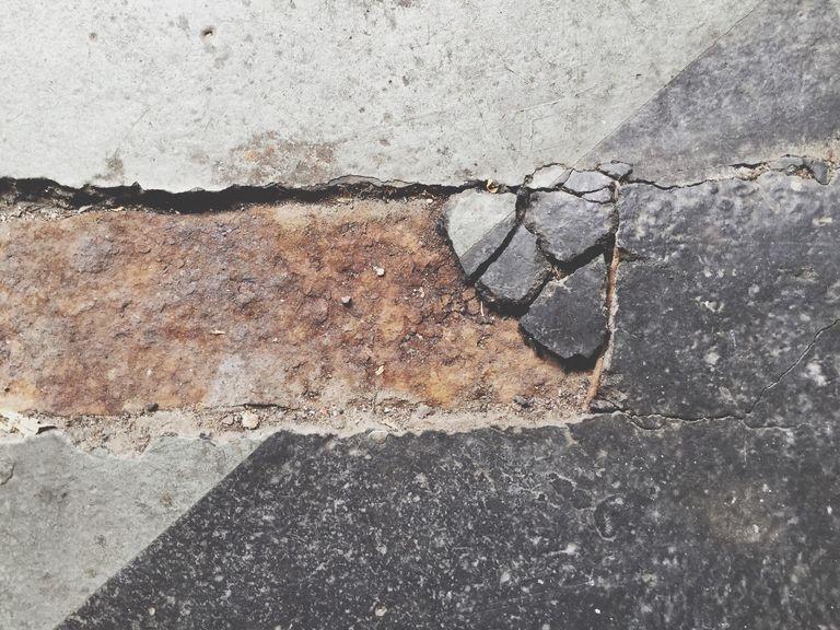 Lixiviação de concreto