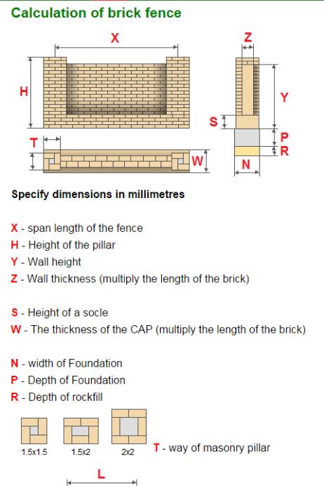 App de cálculo de materiais
