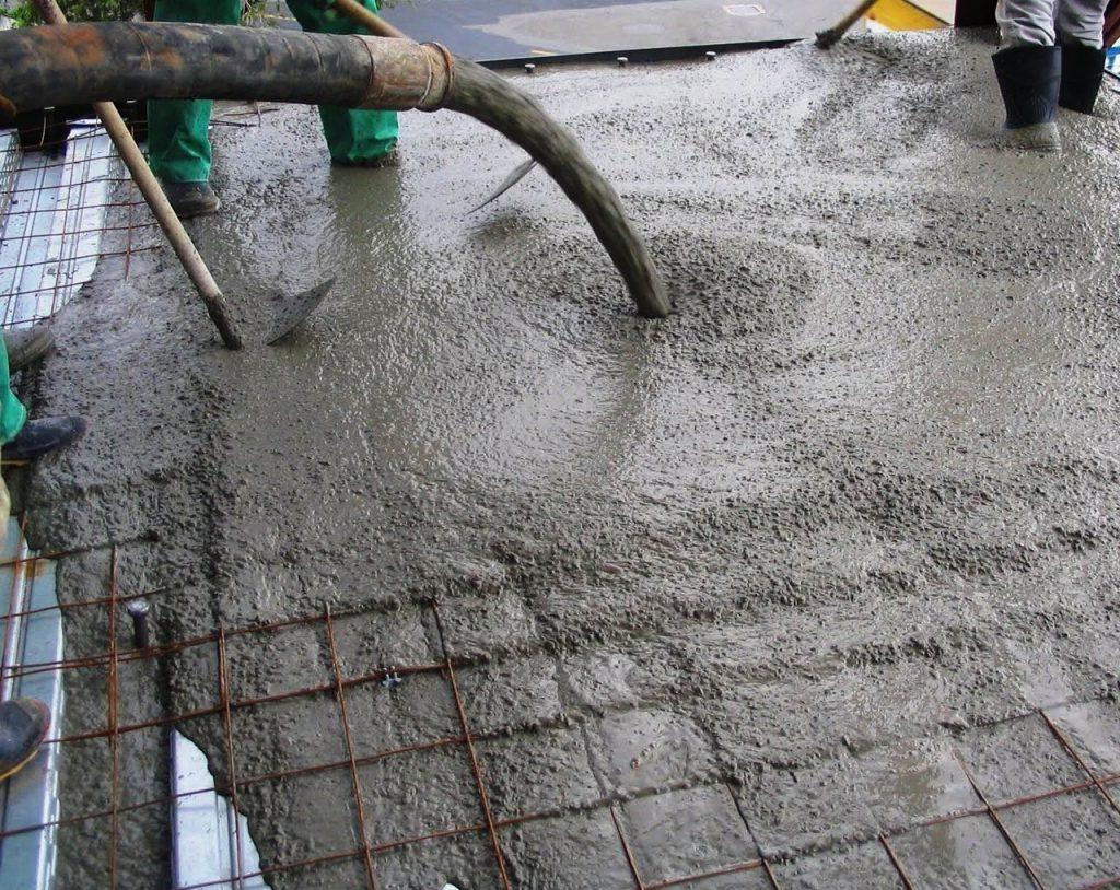 concreto de alto desempenho