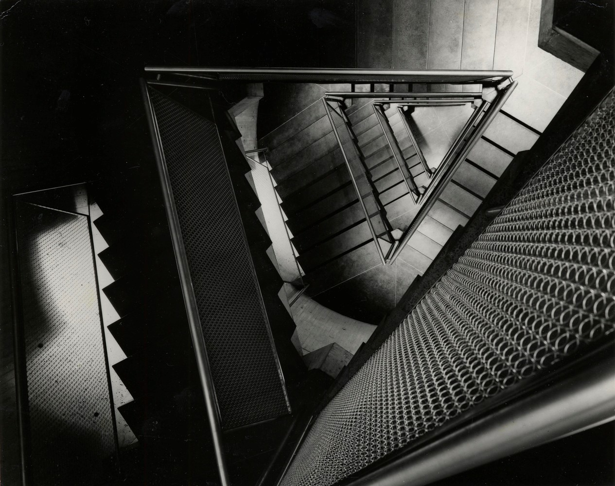 Yale University Art Gallery - Escadas