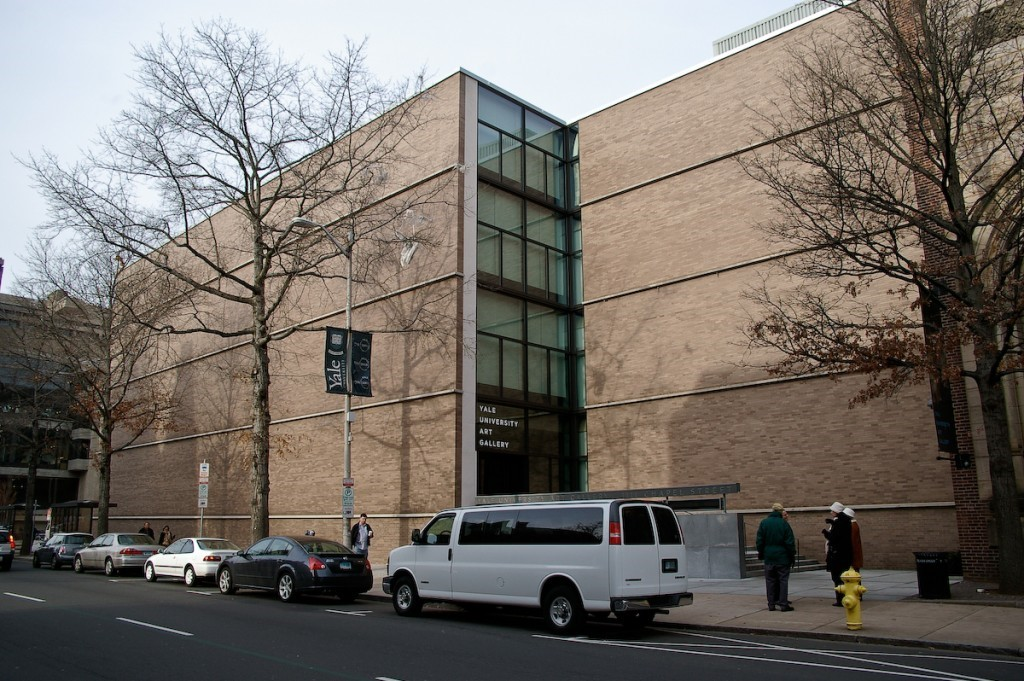 Yale University Art Gallery - fachada