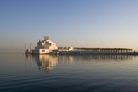 Laje nervurada pelo mundo - Museu da Arte Islâmica em Doha