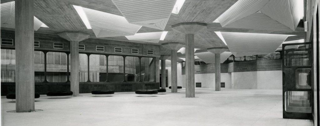Concreto Aparente - Arquitetura Brutalista