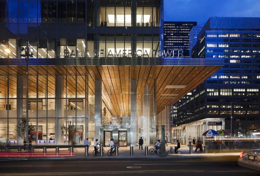 Construções Sustentáveis - One Bryant Park