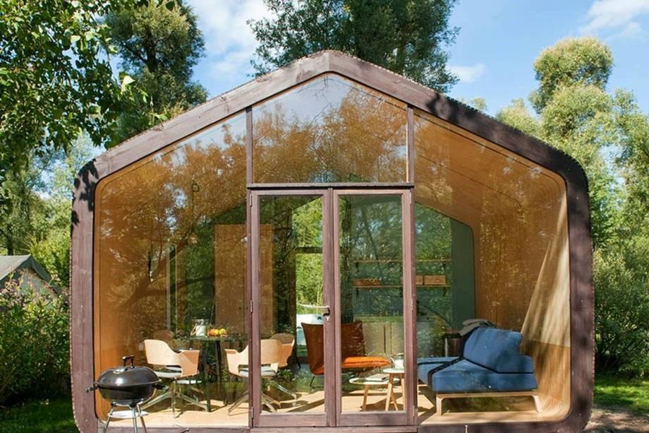 Construções Sustentáveis - Wikkelhouse