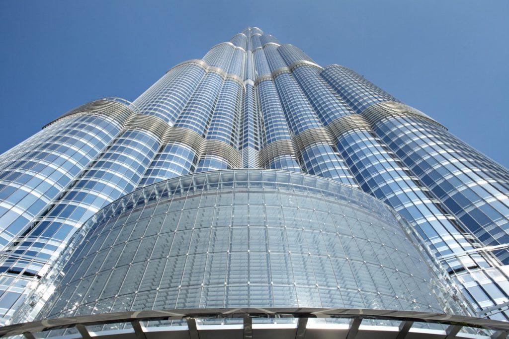 Energia para produzir concreto - o caso Burj Khalifa