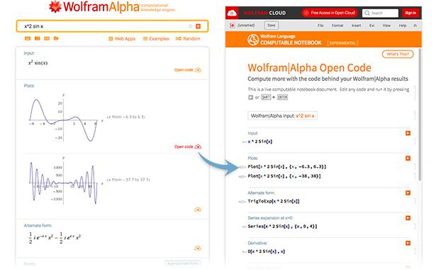 Aplicativo Wolfram Alpha