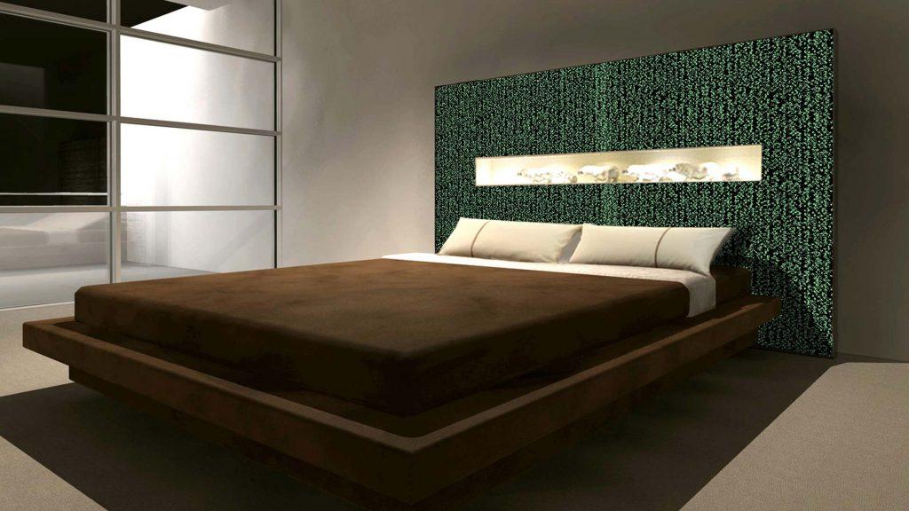 Concreto Translúcido em cama