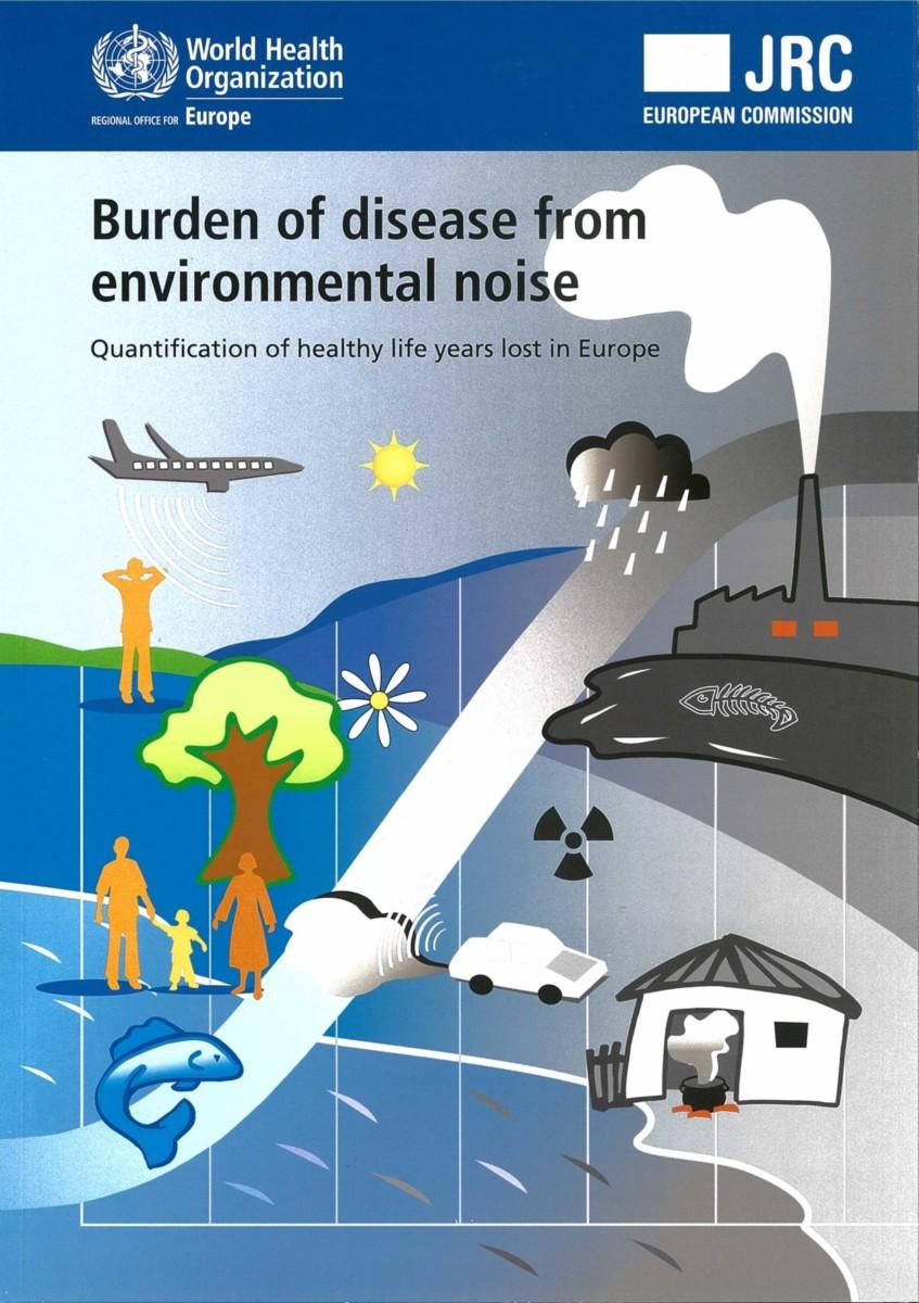 Relatório da OMS - Carga de Doenças por Barulho Ambiental