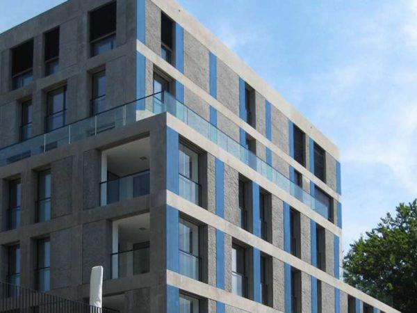 Concreto Fotovoltaica - película para fachadas