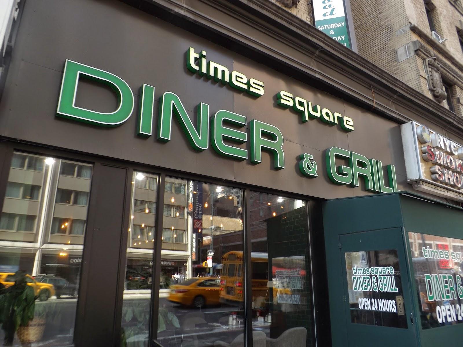 fachada-times-square-diner-grill