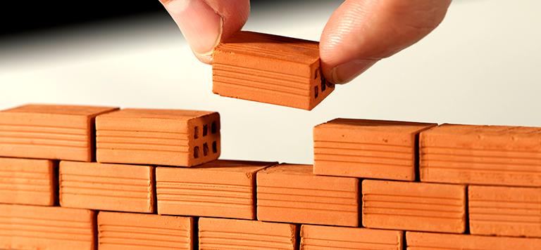 miniatura-de-tijolos-armazenamento-de-materiais