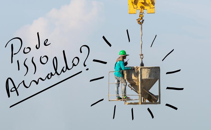 normas de segurança na construção civil